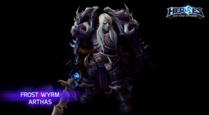 Frost Wyrm Arthas Heroes of the Storm HotSCast