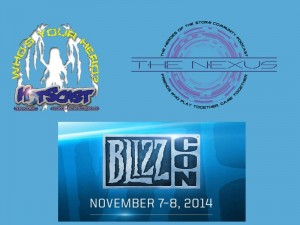 HotSCast and The Nexus Talk about Blizzcon 2014