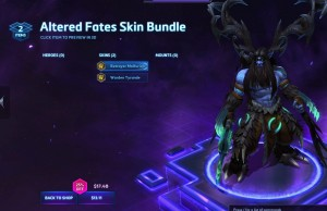 HotSCast Altered Fates Bundle Heroes of the Storm Malfurion Tyrande