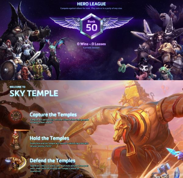 HotSCast - Heroes of the Storm Closed Beta Launches with Sky Temple and Thrall
