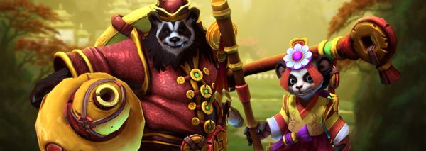 HotSCast Heroes of the Storm Lunar Festival