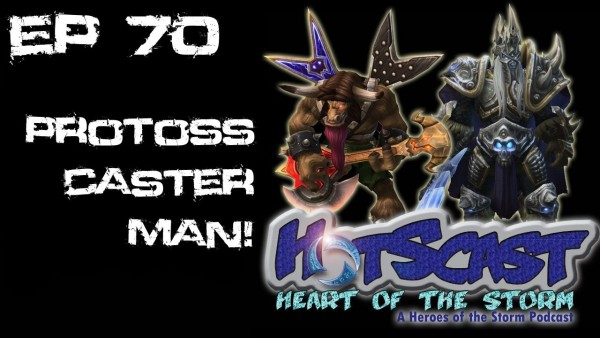 HotSCast Podcast Graphic