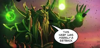Kaelthas This Nerf Was Merely a Setback