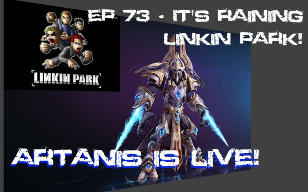 HotSCast Heroes of the Storm Artanis