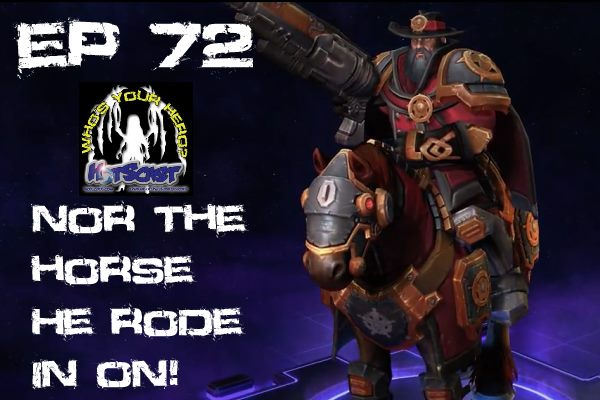 Marshall Raynor HotSCast Heroes of the Storm