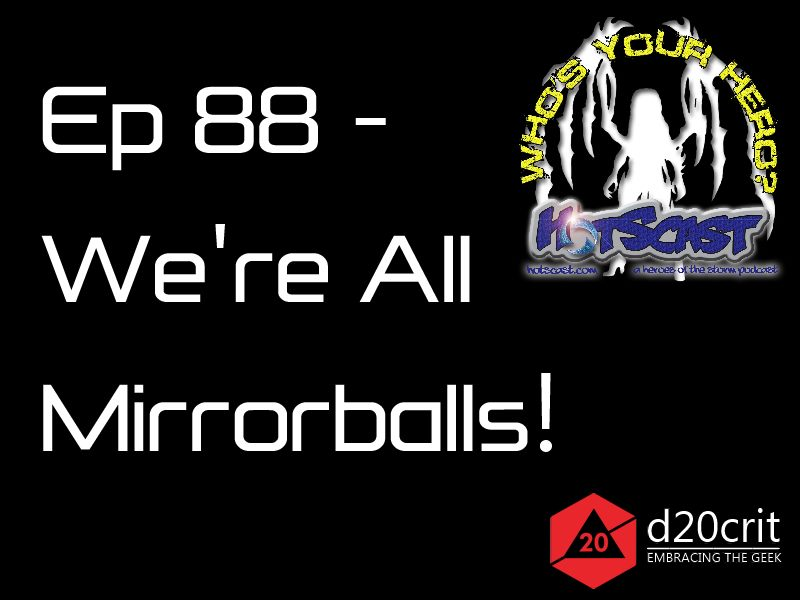 HotSCast 88 We're All Mirrorballs Heroes of the Storm HotS Li Ming